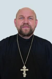 Духовенство. Священник Александр Ермошин - настоятель