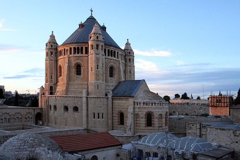 Храм Успения Пресвятой Богородицы (Гора Сион)