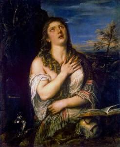 Жены-мироносицы. Мария Магдалина
