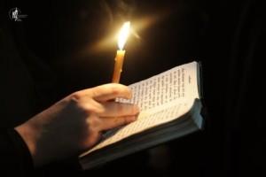 Великий Четверг. Чтение 12-ти Евангелий