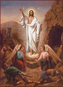 ПАСХА ХРИСТОВА. Воскресение.