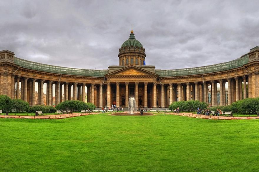 Святитель Игнатий Брянчанинов. Казанский Собор в Петербурге