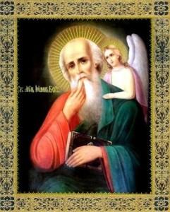 """Апостолы Варфоломей и Варнава. Икона """" Апостол Иоанн"""""""