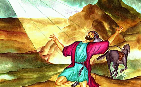 Апостолы Варфоломей и Варнава.Обращение Савла на пути в Дамаск.