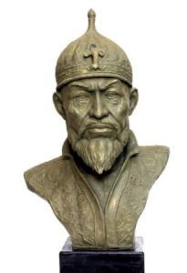 Владимирская икона Божией Матери. Тамерлан.