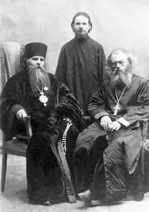 Святитель Лука, архиепископ Симферопольский и Крымский.