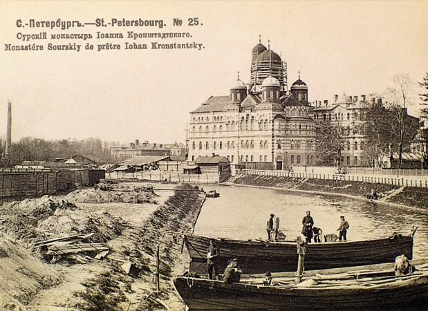 Святой праведный Иоанн Кронштадтский. Иоанновский ставропигиальный женский монастырь.