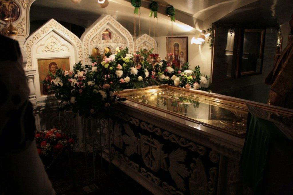 Святой праведный Иоанн Кронштадтский. Мощи Иоанна Кронштадтского.