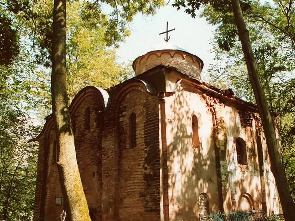 Праздник апостолов Петра и Павла. Церковь Петра и Павла на Синичьей горе.