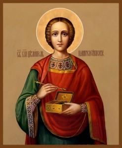 Святой великомученик и целитель Пантелеимон 8