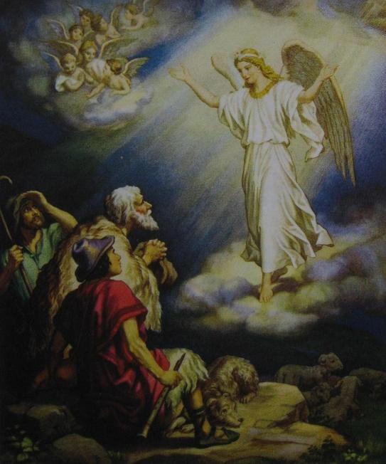 Собор Архангела Гавриила. Архангел Гавриил и пастухи