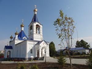 Общая информация. Новый успенский храм г. Покровска (Энгельса)