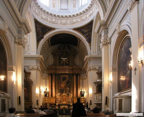 Святой великомученик и целитель Пантелеимон. Монастырь Воплощения.