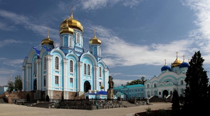 Задонский Рождество-Богородицкий монастырь, Собор Владимирской иконы Божьей матери