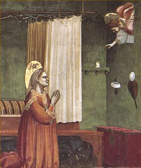 Явление ангела святой Анне