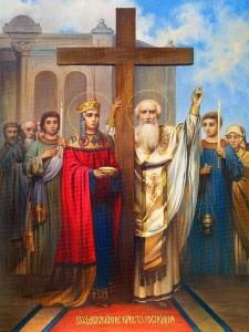 Двунадесятые праздники. Воздвижение Честного и Животворящего Креста Господня