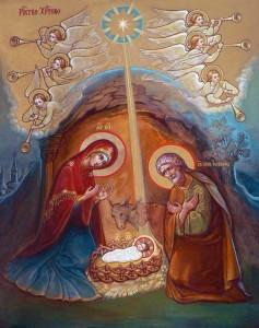 Двунадесятые праздники. Рождество Христово