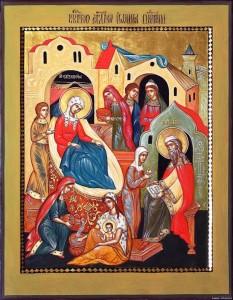 Великие праздники. Рождество Пророка Предтечи и Крестителя Господня Иоанна