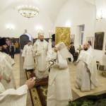Отдание праздника Рождества Христова. Архиерейская Божественная литургия. 13 января 2017 г