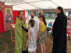 Начинает работу детский православный оздоровительный лагерь «Гардарика»