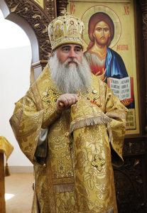 """Митрополит Логин: """"В нечистом сердце Господь не живет"""""""