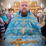 Архиерейская Божественная литургия в праздник Успения Пресвятой Богородицы 2017 г. (Престольный праздник храма)
