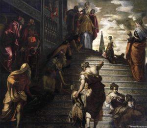 Слово в день Введения во храм Пресвятой Богородицы