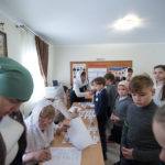 Состоялся ежегодный фестиваль для педагогов и учеников воскресных школ округа «Сретение духовное»