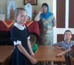 """К окончанию учебного 2018 года в ВУВГ """"Лествица"""" состоялось собрание"""